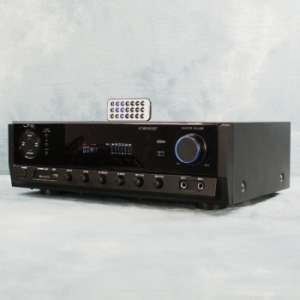 5.1 Receiver met USB SD Bluetooth en Karaoke optie (053B)