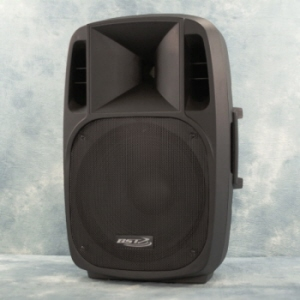 BST 15 Inch actieve speaker met usb sd bluetooth 600watt