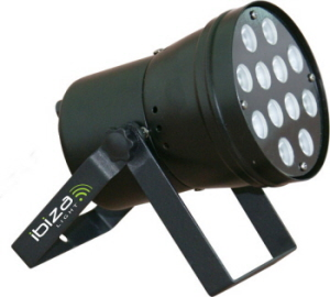 PROFESSIONELE POWER LED DMX PAR-36 SPOT (1067B)