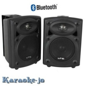 Actieve monitor speakers met Bleutooth 80 Watt